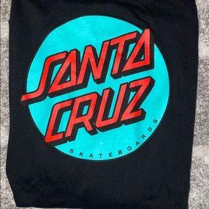 Santa Cruz Skateboards Long Sleeve T-shirt